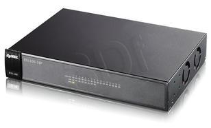 ZyXEL ES1100-16P switch 16x10/100Mbit POE (WYPRZED)