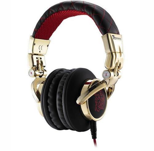 Thermaltake Tt eSPORTS Słuchawki dla graczy - CHAO Dracco Signature Red