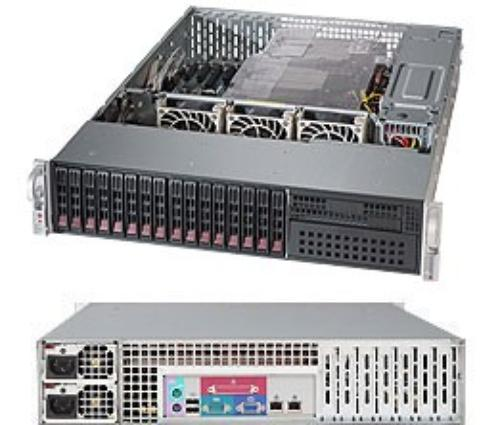 Supermicro SuperServer 2028R-C1RT SYS-2028R-C1RT