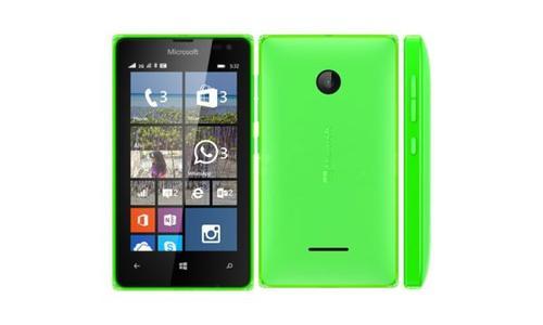 Microsoft Lumia 532 Dual SIM Green