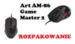 Art Game Master 2 - rozpakowujemy budżetową myszkę dla graczy