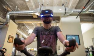 Wirtualna Rzeczywistość Wkrótce Wkroczy na Siłownię