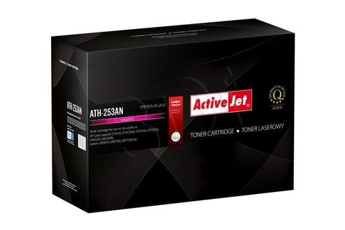 ActiveJet ATH-253AN magenta toner do drukarki laserowej HP (zamiennik 504A CE253A) Premium
