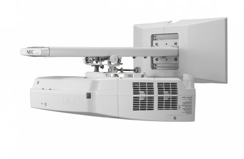NEC LCD UM301W WXGA 3000AL 4000:1 Ultra short throw + Uchwyt