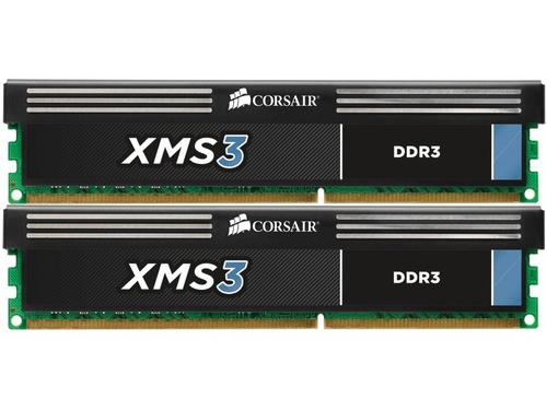 Corsair DDR3 CLASSIC 8GB/1600 (2*4GB) CL9-19-9-27