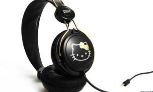 Coloud Hello Kitty Black Gold