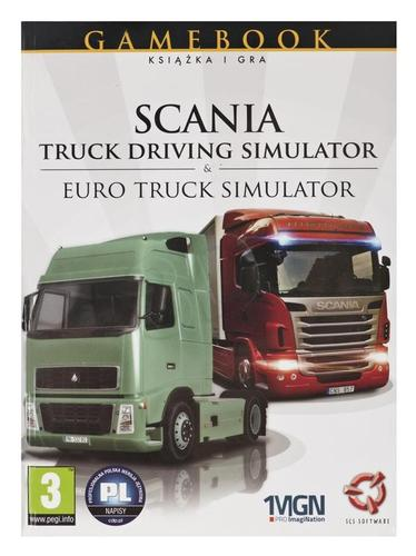 Gamebook Scania + Euro Track Simulator