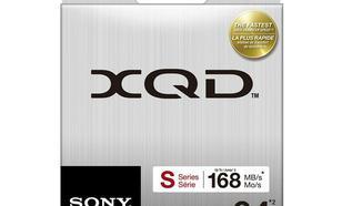 Seria kart pamięci XQD S firmy Sony: szybsza niż CF