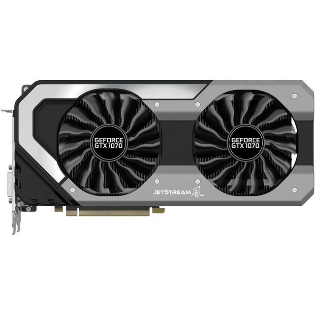 Palit GeForce GTX 1070 Super JetStream OC 8GB