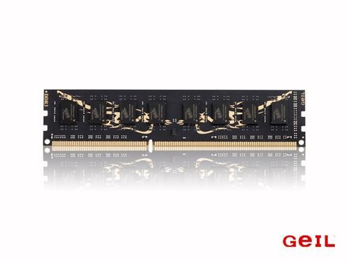 Geil DDR3 Black Dragon 4GB/1600 CL11-11-11-28