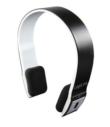 LogiLink Zestaw słuchawkowy z mikrofonem na Bluetooth