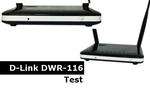 D-Link DWR-116 - sieć domowa z LTE?
