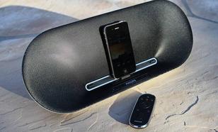 Philips Fidelio DS8550 -  stacja dokująca z duzymi mozliwościami