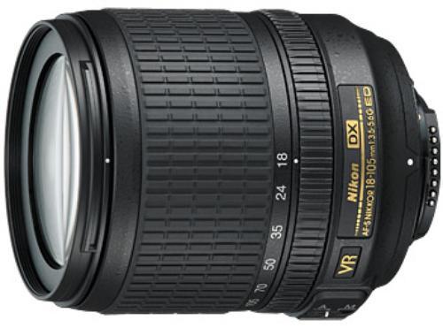 Nikon AF-S DX Nikkor 18-105 mm f/3,5-5,6G ED VR