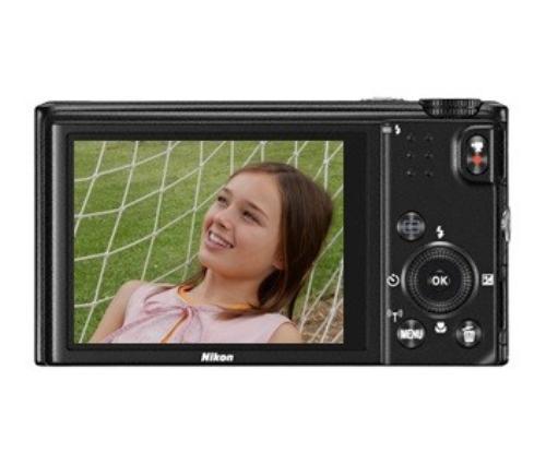 Nikon Coolpix S9600 czarny
