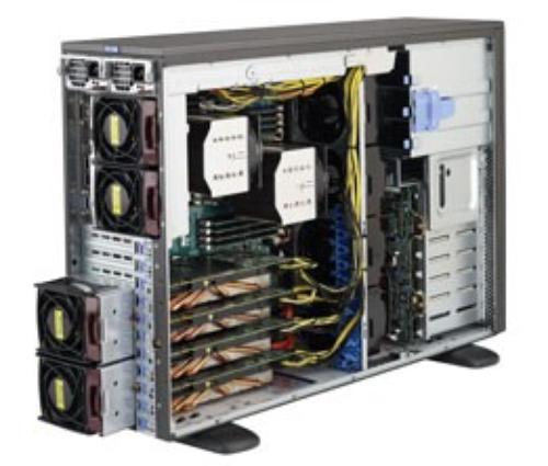 Supermicro SuperServer 7048GR-TR SYS-7048GR-TR