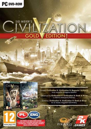 Civilization V Gold Edition