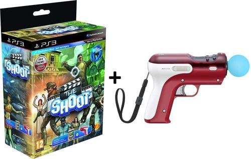 Sony The Shoot Motion Contreller Gun 9130888