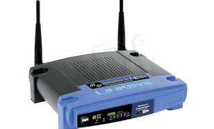 LINKSYS (WRT54GL-EU) Wireless Router 802.11g 54Mbps, ( xDSL, Kablówka ) ver.1.1