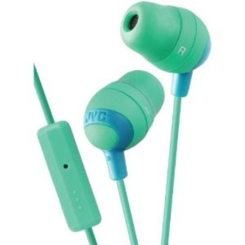 JVC Słuchawki HA-FR37 green