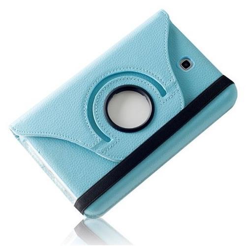 "WEL.COM Etui obrotowe 360° Galaxy Tab 3 7"" T210/T211 niebieskie"