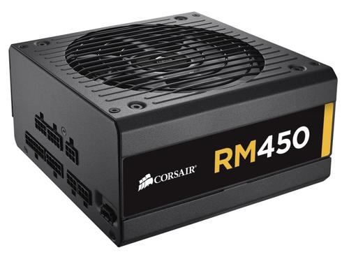 Corsair RM Series 450W FULLY Modular 80+ GOLD
