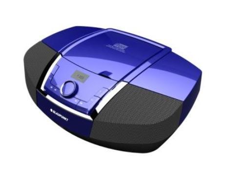 Blaupunkt BB 12 BLUE CD/MP3 USB cyfrowe radio