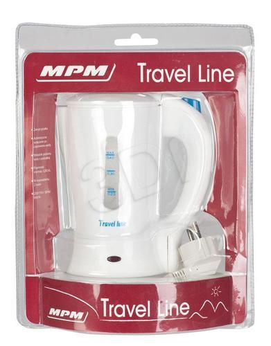 MPM WE-263 (0,4 l / 600 W / biały)