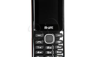 M-LIFE TELEFON KOMÓRKOWY DUAL SIM, FM