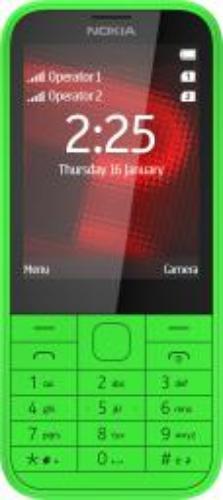 Telefon komórkowy Nokia 225 Dual SIM Zielona Darmowa dostawa