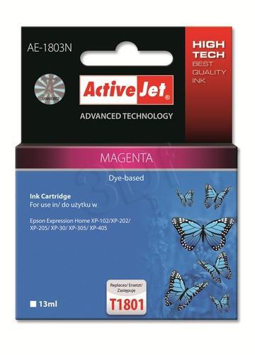 ActiveJet AE-1803N tusz magenta do drukarki Epson (zamiennik Epson T1803) Supreme