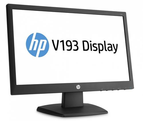 "HP 18.5"" V193 LED Backlit Monitor G9W86AA"
