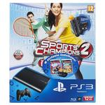 PS3 12GB+2xMove+Cam+S.Cha.2+LBP+S.t.Party+M.Charger