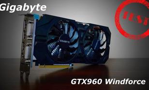 Gigabyte GTX960 Windforce Test Karty Graficznej