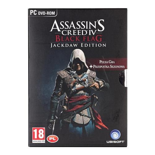 Assassins Creed 4 Jackdaw Edition