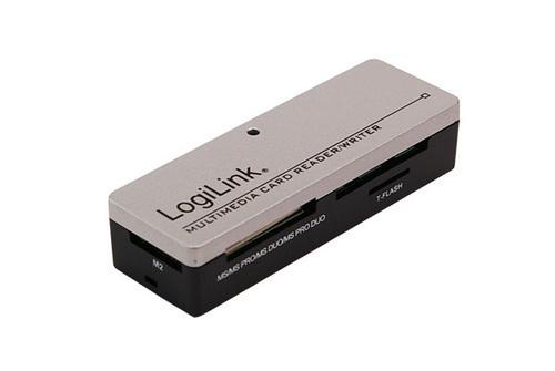 LogiLink Czytnik kart pamięci USB2.0 All-in-1