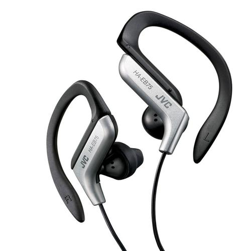 JVC Sportowe słuchawki HA-EB75-S-E SILVER