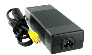 Whitenergy Zasilacz 16V | 7.5A 120W wtyk 4 pin yellow IBM 04103