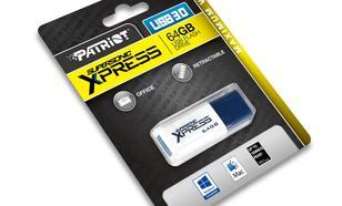 Patriot Xpress 64 GB USB 3.0 120MB/s chowany