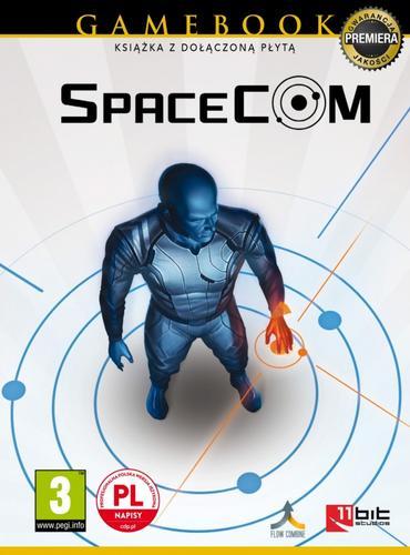 CD Projekt Red Gamebook: SpaceCom PC (napisy PL)