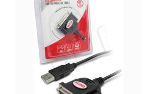 ADAPTER UNITEK Y-121 USB to 1x PARALLEL