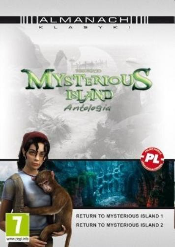 Techland Almanach Klasyki: Return to mysterious island 1 + 2 PC