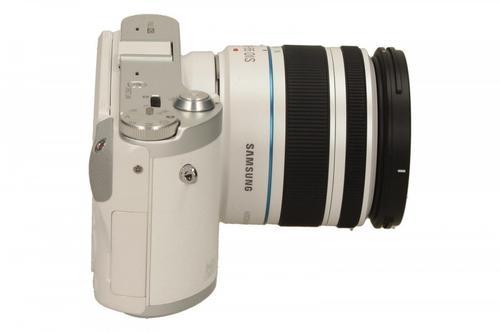 Samsung Smart NX300 biały + 18-55mm