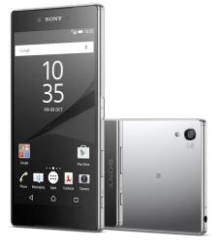 Sony Xperia Z5 Premium 32GB Srebrny (1298-8906)