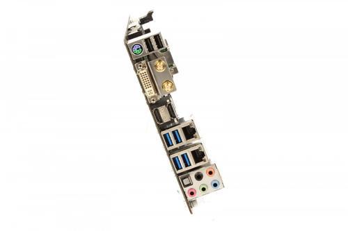 Gigabyte GA-Z97N-WIFI s1150 Z97 2DDR3 WiFi/RAID/USB3 mITX