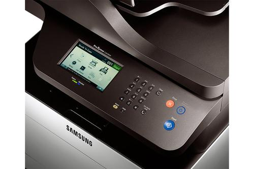 Samsung SL-C2670FW 26/26ppm LAN WiFi NFC duplex