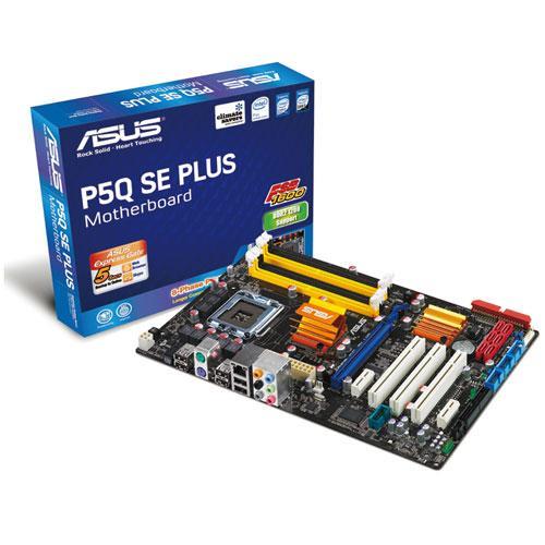 Asus P5Q SE PLUS