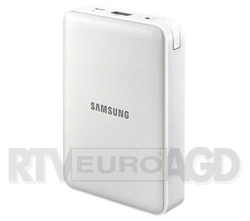 Samsung Galaxy A5 SM-A500 (srebrny) + powerbank PG850BW