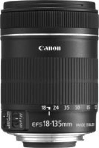 Canon EF-S 18-135MM 3.5-5.6 IS USM 3558B005