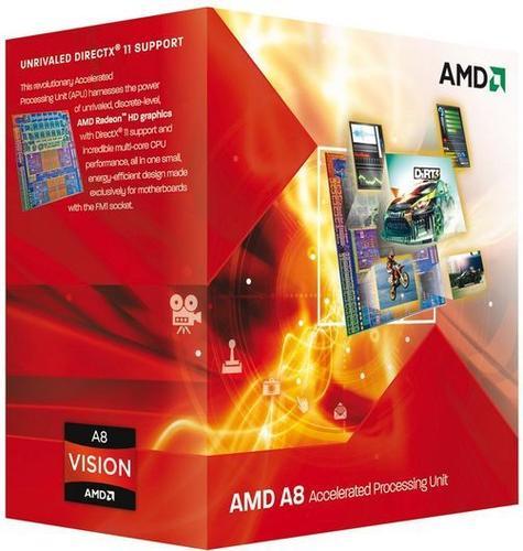 AMD A8 X4 3850